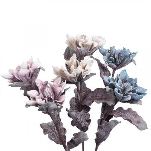 FYLLIANA 717-00-026 Λουλούδι Με 2 Μεγάλα Άνθη 5820 Διάφορα Χρώματα