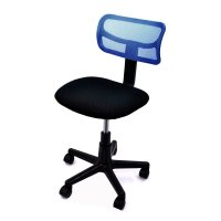 FYLLIANA 5001 093-15-058 Καρέκλα Γραφείου Μπλε χωρίς Μπράτσα