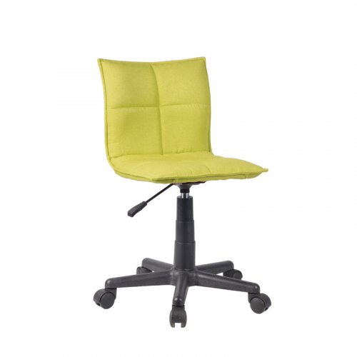 FYLLIANA 093-27-116 Καρέκλα Γραφείου 9102 Λαχανί Ύφασμα F151-36 38,5χ51χ72/83,5εκ.