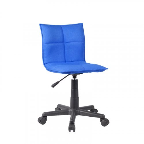 FYLLIANA 093-27-119 Καρέκλα Γραφείου 9102 Μπλε Υφασμα 38,5χ51χ72/83,5
