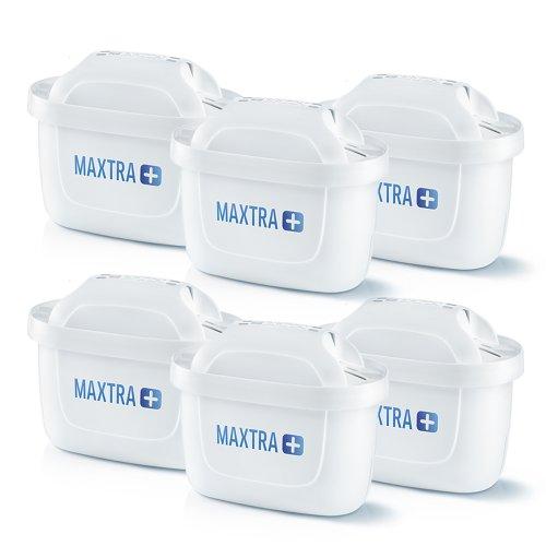 BRITA MAXTRA+ 6 TEM Ανταλλακτικό Φίλτρο Νερού -  6 ΤEMAXIA -