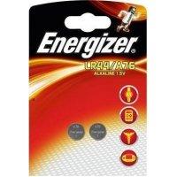 ENERGIZER A76/LR44 1,5V Αλκαλικές Μπαταρίες 2 τεμ (623055) 140158