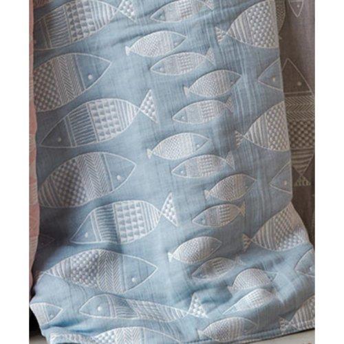 KENTIA Yin-Yang 19 Κουβέρτα Ματλασέ Μονή 160χ240