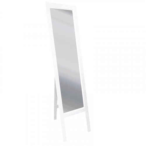 FYLLIANA 205-92-098 Καθρέφτης Δαπέδου MDF 775 Λευκό 35χ148εκ. 0018793