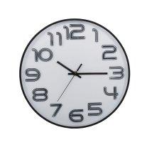 FYLLIANA 260-92-107 2737-14 Ρολόι Τοίχου Λευκό 30,5εκ. 0018878