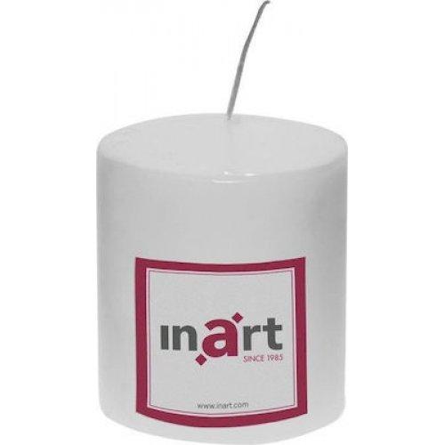 INART 3-80-474-0033 Κερί Παραφίνης Λευκό 9χ10 0025861