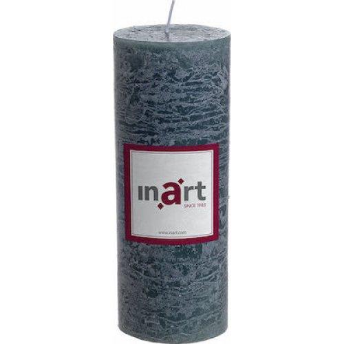 INART 3-80-658-0104 Κερί Παραφίνης Green Δ7Χ18 0025825