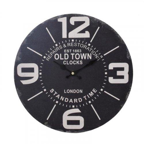 FYLLIANA 125-92-325 Ρολόι Τοίχου Mdf