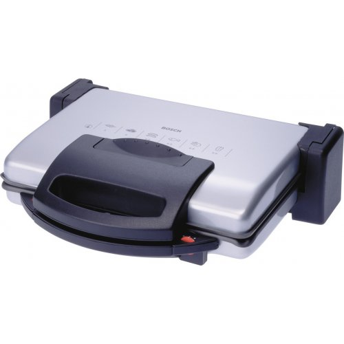 BOSCH TFB 3302V Τοστιέρα-Γκριλιέρα 1800W - Επιφάνεια ψησίματος 310 x 220 mm 330201