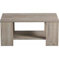 FORMA IDEALE 11007338 Τραπεζάκι Σαλονιού Union Sonoma Oak 90.50x50.50x41.50εκ.