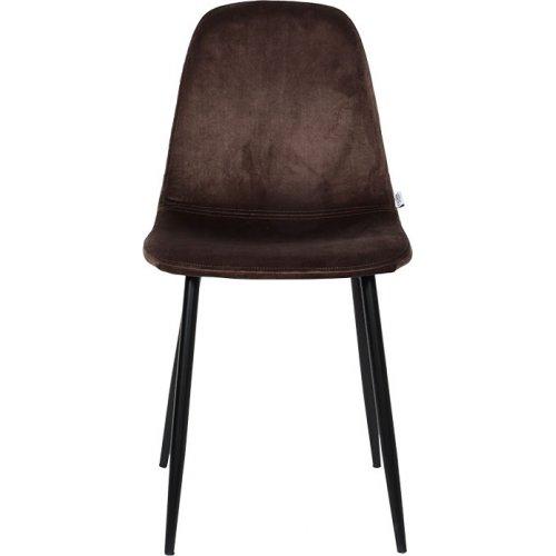 FYLLIANA 606-91-078 Καρέκλα Τραπεζαρίας 274 Καφέ 45x50x88
