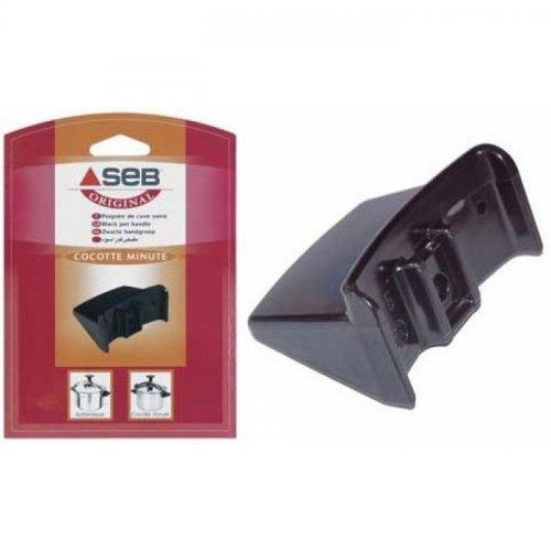 SEB/TEFAL Γνήσιο - Original Χειρολαβή Χύτρας Μαύρη (790098)