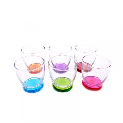 FYLLIANA 834-16-038 Σετ 6 Ποτήρια Ουίσκι 6 Χρώματα ROM 343 0025913