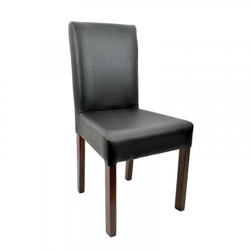 FYLLIANA 839-27-520 Καρέκλα Τραπεζαρίας T11 Sawana Καφέ Ύφασμα 0016829