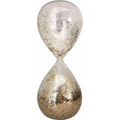 INART 3-70-151-0144  Κλεψύδρα Γυάλ.Χρυσή Άμμος 5χ16,5 0024539