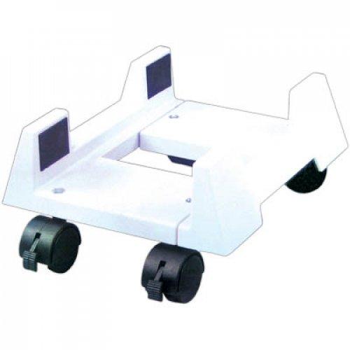 KONIG CMP-CASESTAND1 Λευκή Βάση Στήριξης Υπολογιστή με ρόδες 7εκ 0027459