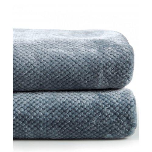 KENTIA Bella 01 Κουβέρτα Βελουτέ  Ανάγλυφη Μονή 160 x 240