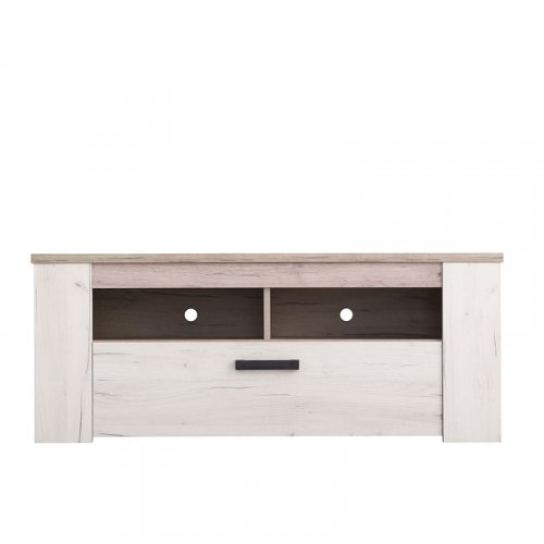 FORMA IDEALE 11005738 Έπιπλο TV Kent 150 Grey Oak/White Oak 151,5x43,5x49,5εκ. ΦΑΥΓ
