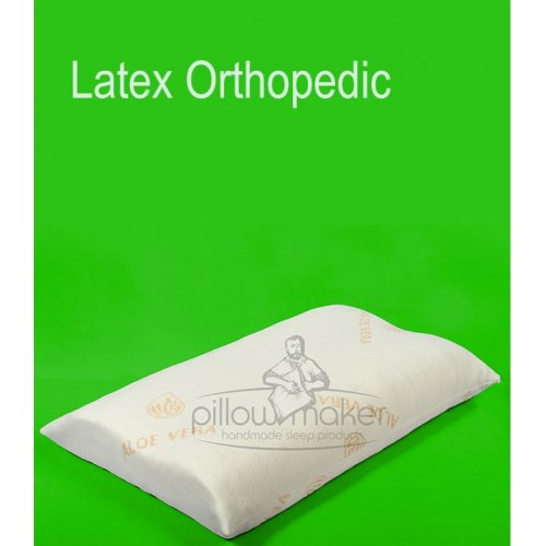 PILLOWMAKER 108-7-60 Μαξιλάρι Ύπνου Latex Foam Orthopedic Classic 12cm