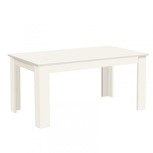 FORMA IDEALE 11006691 Τραπέζι Τραπεζαρίας Oscar TS 160 Λευκό 160,5(200,5) x 90 x 76,5