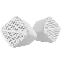 SONIC GEAR SCUBEW Speakers USB Digital AMP + Micro Driver White 0016604