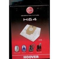 HOOVER H64 Σακούλες Ηλεκτρικής Σκούπας Γνήσιες - Original 4τεμ 0002759