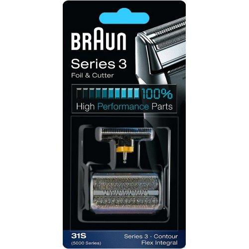 BRAUN 31S COMBIPACK (FOIL & CUTTER) Ανταλλακτικό Ξυριστικής Μηχανής
