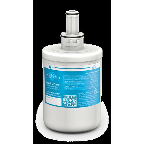SELTINO SSG-003 Εσωτερικό Φίλτρο Νερού για Samsung ( Αντικαθιστά Aqua Pure DA29-00003F) 0005112