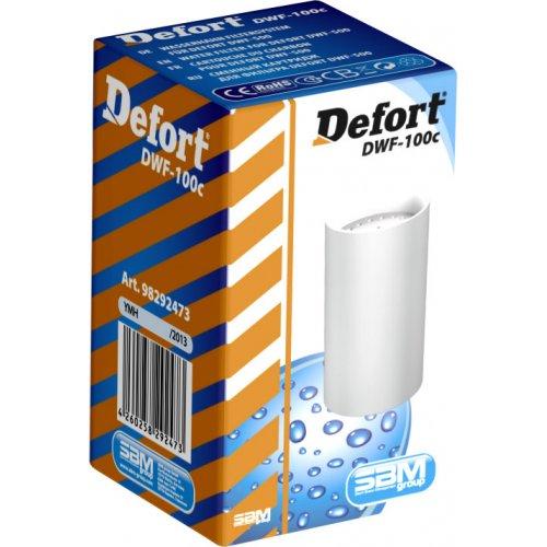 Defort DWF-100c Ανταλλακτικό Φίλτρο Νερού Ενεργού Άνθρακα (Για DWF-600 & DWF-500)