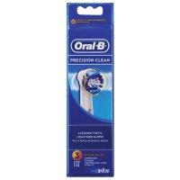 ORAL-B EB20-3 PRECISION CLEAN Ανταλλακτικά Βουρτσάκια 3ΤΜΧ