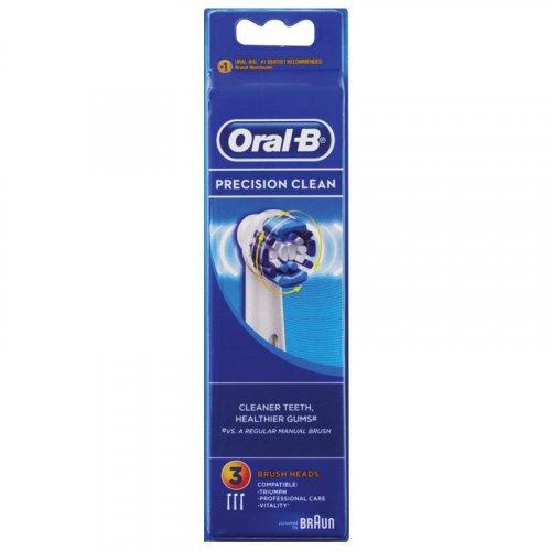ORAL-B EB20-3 PRECISION CLEAN Ανταλλακτικά Βουρτσάκια 3ΤΜΧ 0005912