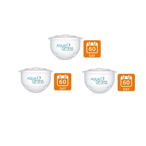 AQUA OPTIMA SWP336 60-DAY Ανταλλακτικά Φίλτρα 3τμχ 6 Μηνών για Black & Decker, Hyundai & Aqua Optima 0003605