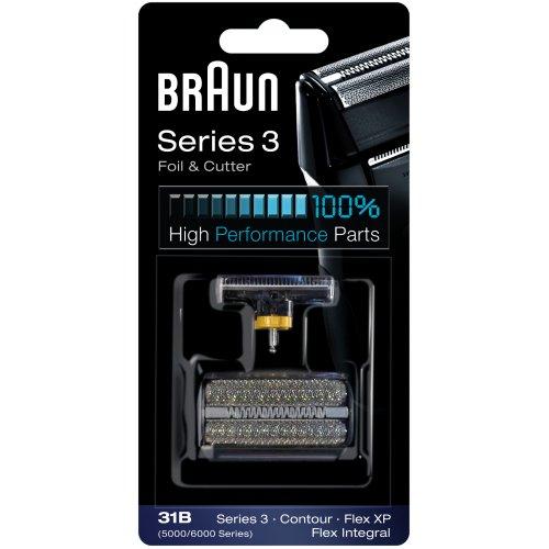 BRAUN 31B COMBIPACK (FOIL & CUTTER) Ανταλλακτικό Ξυριστικής Μηχανής