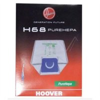 HOOVER H68 Σακούλες Σκούπας για Σκούπες DIVA