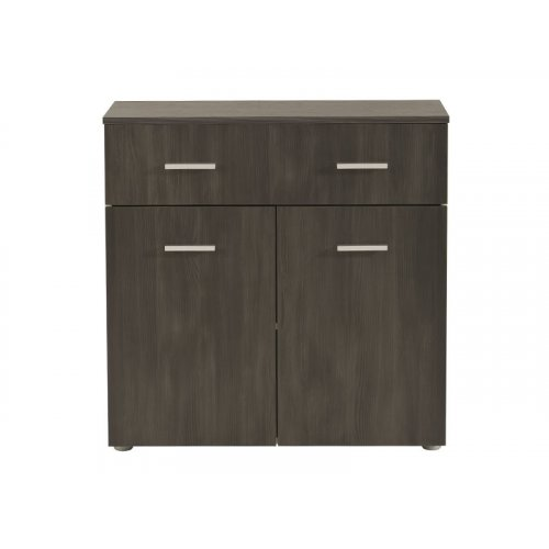 FORMA IDEALE FELIX 2K1F 11005047 Κομότα Black Grey  Wood 80 x 35 x 81 #