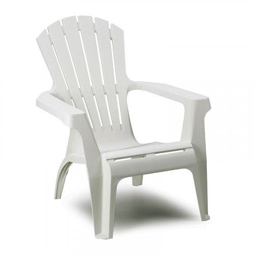 FYLLIANA DOLOMITI 809-13-306 Πολυθρόνα Λευκή