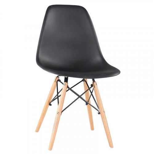 FYLLIANA Y-134 606-25-051 Καρέκλα Μαύρη