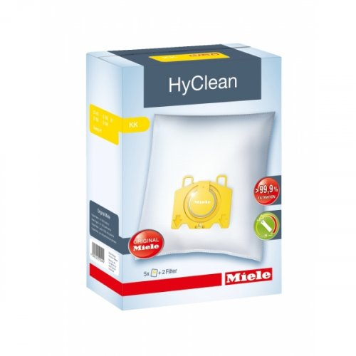 MIELE KK Hyclean Σακούλες Ηλεκτρικής Σκούπας Original για S140-168 / S190-198 / Swing H1