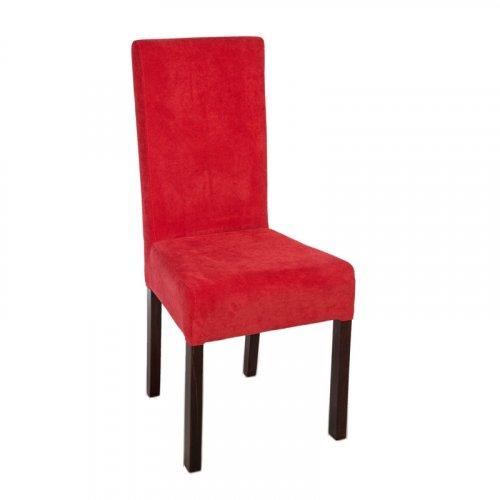 FYLLIANA COLOR 15 Τ-6-Ν 839-25-044 Καρέκλα Τραπεζαρίας Κόκκινο