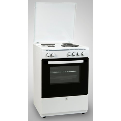 ROBIN BN-64 Ηλεκτρική Κουζίνα 65lt - A - Λευκή - 60cm (Με Αέρα) 0004796