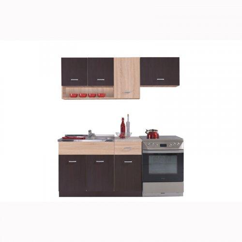 FORMA IDEALE BETA 11005057 Κουζίνα Wenge/Sonoma