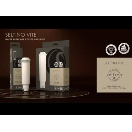 SELTINO VITE Φίλτρο Νερού για Μηχανές Espresso (Αντικαθιστά Krups F088) 3τεμ 0009558