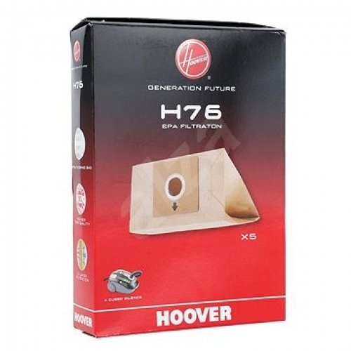 HOOVER H76 Σακούλες Σκούπας 5τεμ