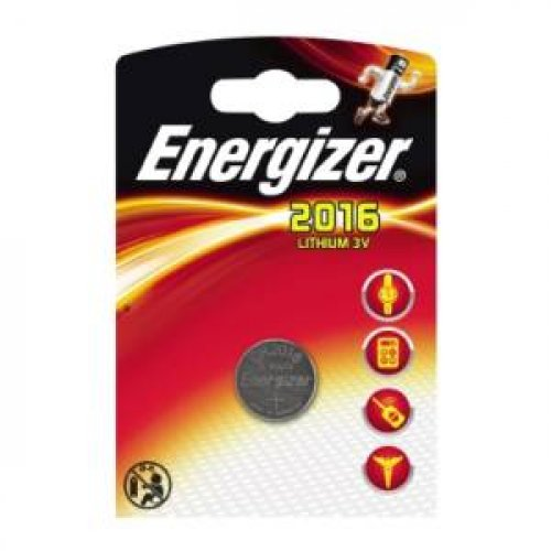 ENERGIZER CR 2016 Μπαταρία Λιθίου (626983) 140149