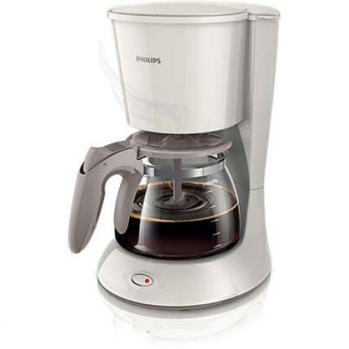 PHILIPS HD7461/00 Καφετιέρα Φίλτου 1,2lt - 1000W - Λευκή 0010355