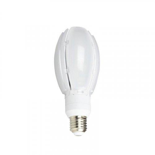 EUROLAMP 147-80801 LED ΜΑΝΟΛΙΑ 30W E27 6500K 240V Λάμπα LED