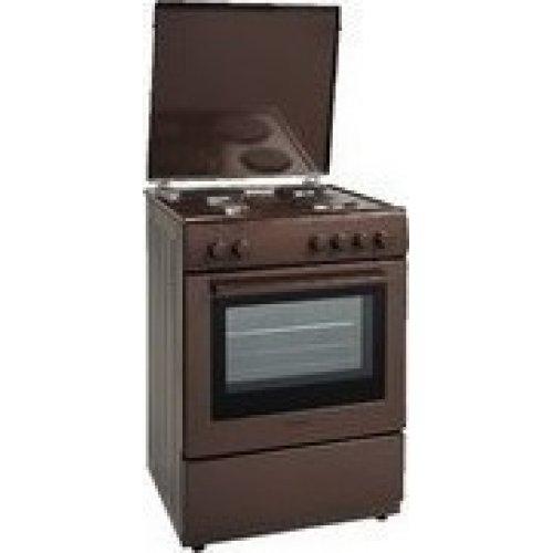 ROBIN BN-64 Ηλεκτρική Κουζίνα 65lt - A - (Υ χ Β χ Π): 85 χ 60 χ 60 cm -  Καφέ (Με Αέρα) 0007603