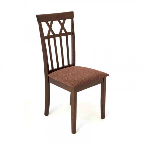 FYLLIANA 927-26-023 Καρέκλα Τραπεζαρίας Καρυδί