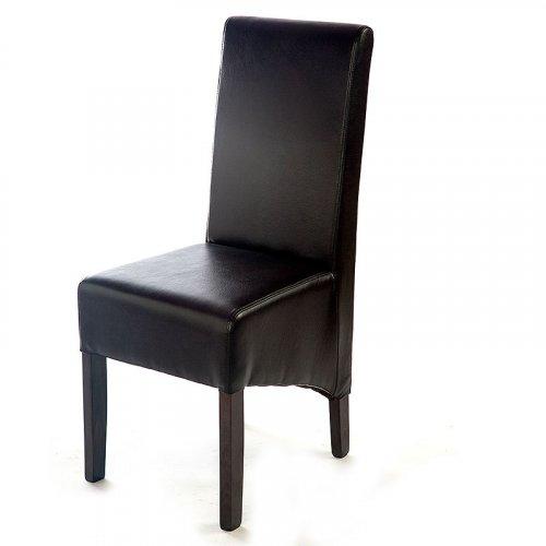 FYLLIANA 839-15-021 Καρέκλα Τραπεζαρίας Μαύρο