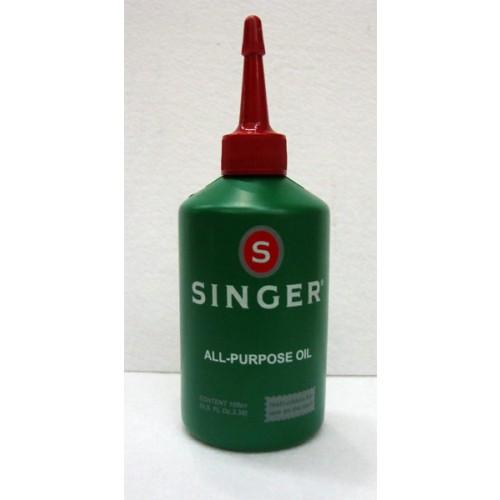 SINGER 120981 Original Λάδι Ραπτομηχανής 100ml
